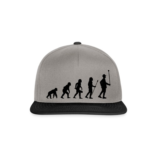 Stabführer Evolution - Snapback Cap