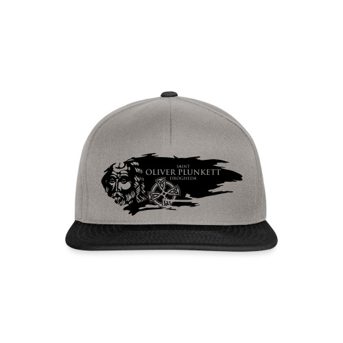 StOliver Black - Snapback Cap