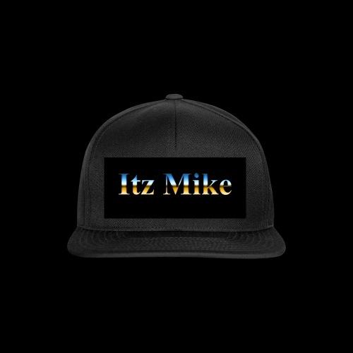 Itz Mike Merch - Snapback Cap