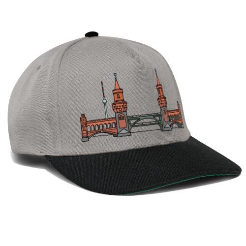 Oberbaumbrücke BERLIN - Snapback Cap