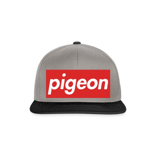 pigeon - Casquette snapback