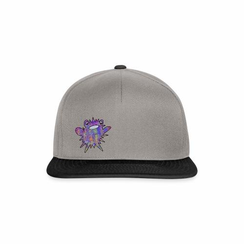 Tintenfisch sparkling-blau - Snapback Cap