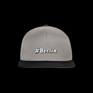 #Berlin - Snapback Cap