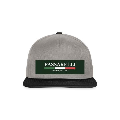 PASSARELLI - Snapback Cap