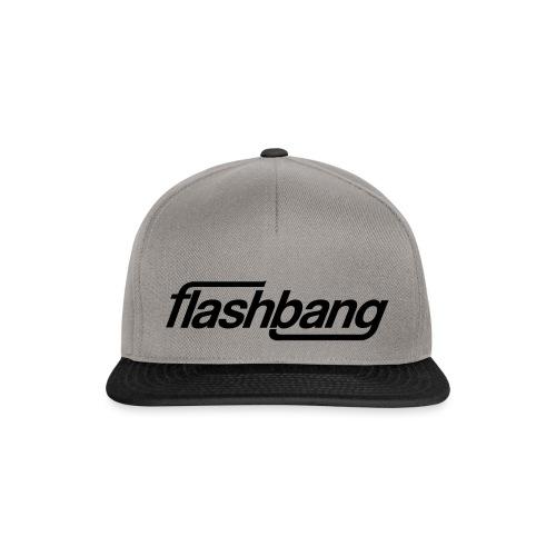 FlashBang Enkel - 100kr Donation - Snapbackkeps