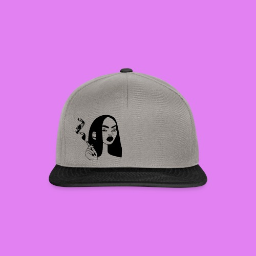 Farida - Snapback Cap