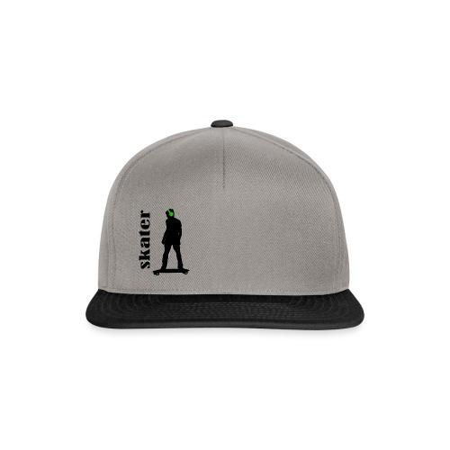 skater green copia - Gorra Snapback