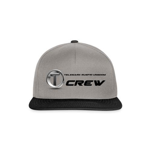tru logo tekstil - Snapback-caps