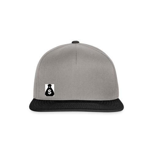 $ im Beutel Motiv - Snapback Cap