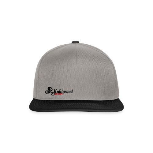 KgB_Logo_new@0,25x - Snapback Cap