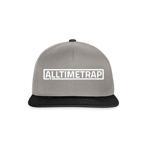 AllTimeTrap organic t-shirt. - Snapback Cap