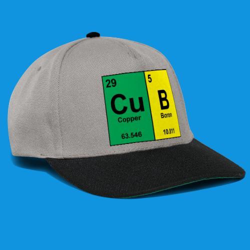 Science Cub Tee - Snapback Cap