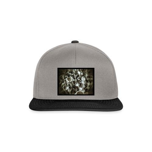 Hell Hands - Snapback Cap