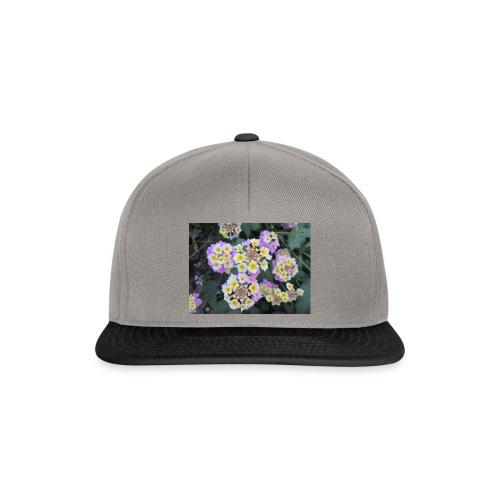 Flower power Nº8 - Gorra Snapback