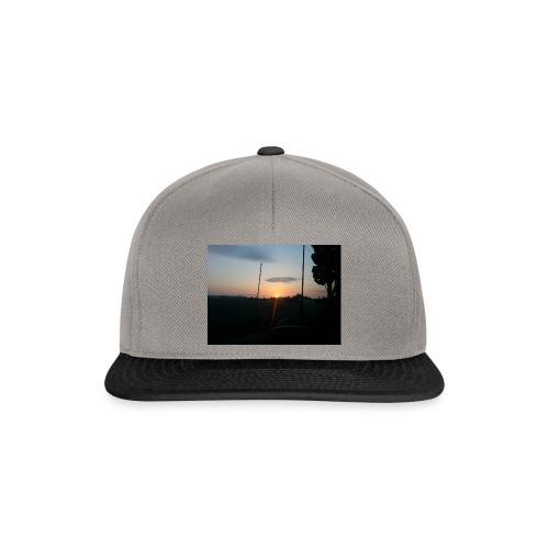 sol de noche - Gorra Snapback