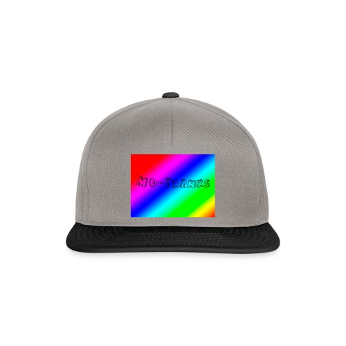 MO-Pranks rainbow - Snapback-caps