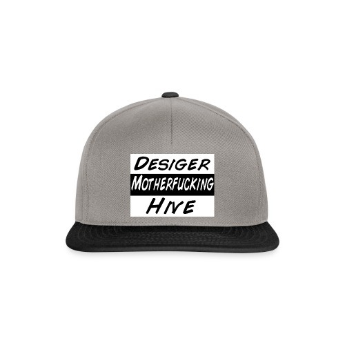 DesigerHive - Snapback Cap