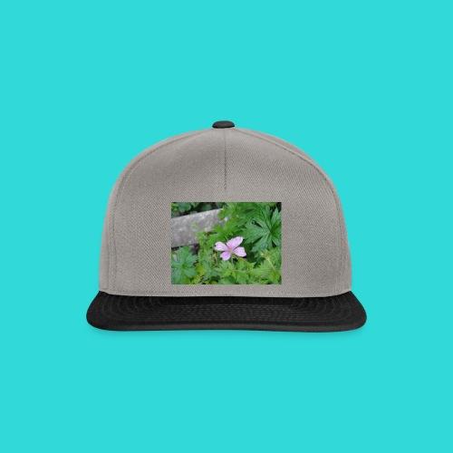 shirt bloem - Snapback cap