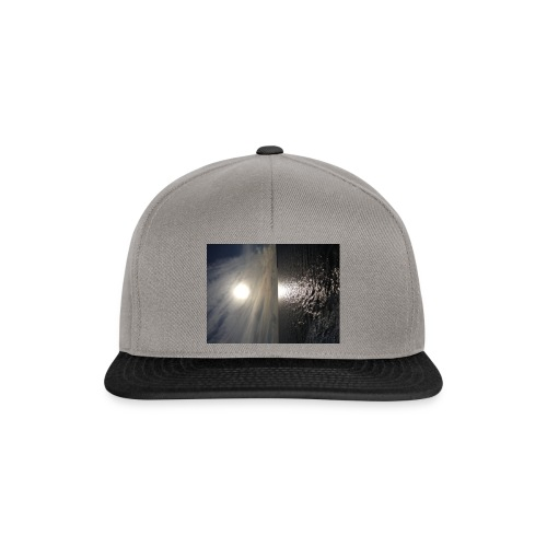 i phone 6/6s cover elastik med solnedgang - Snapback Cap
