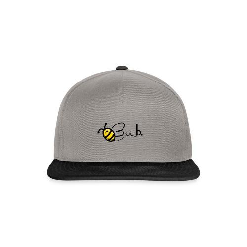 Bee b. Logo - Snapback Cap