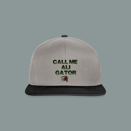 aligator2 - Snapback Cap