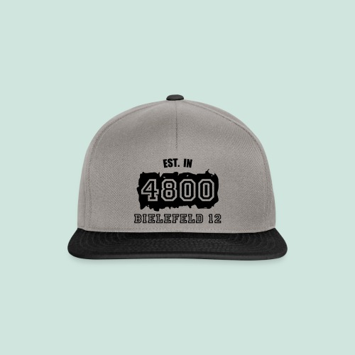 Established 4800 Bielefeld 12 - Snapback Cap