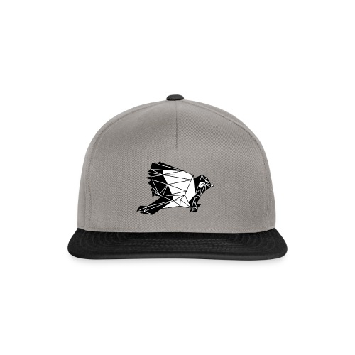 White Sparrow - Snapback Cap