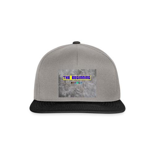 The Beginning - Snapback Cap
