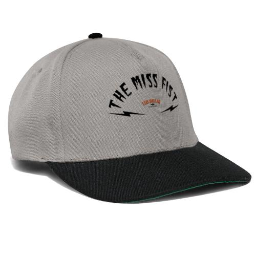 The Miss Fist - Casquette snapback
