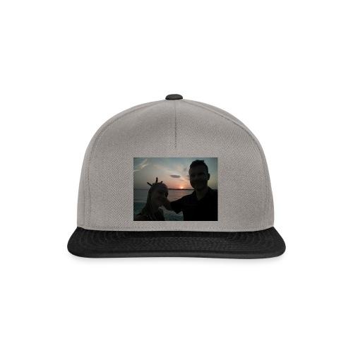 Happy Puppy - Snapback Cap