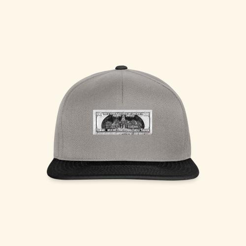 Dollar (Scam) - Snapback Cap