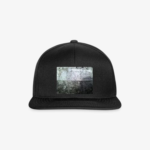 M A U T - Snapback Cap