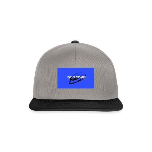David gaming logo - Snapback Cap