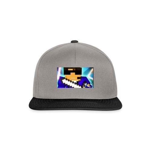 DAVID GAMING LOGO 2 - Snapback Cap
