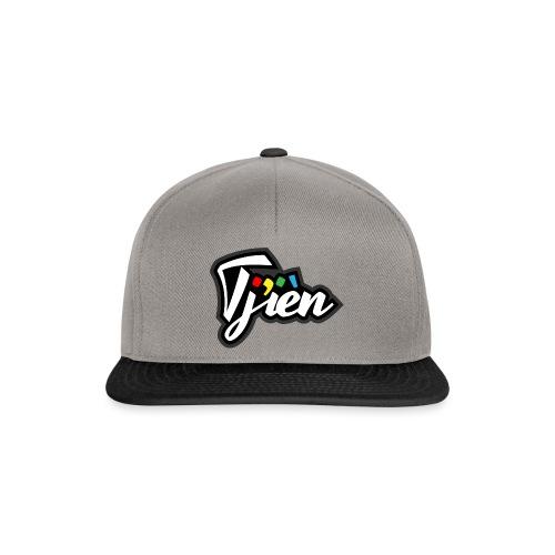 Tjien Logo Design - Snapback cap