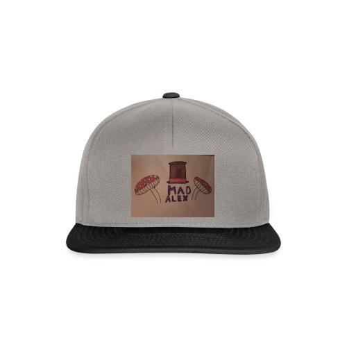 Mad Alex Logo - Snapback Cap