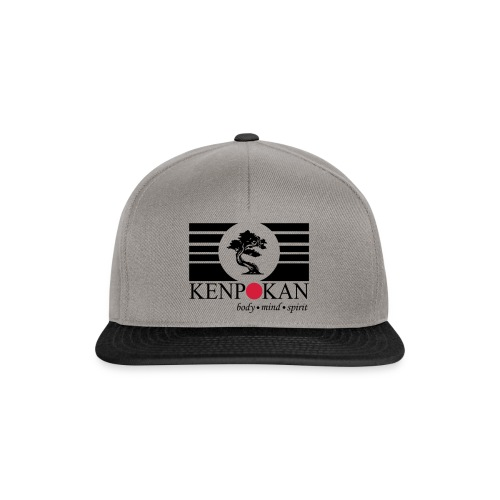 Kenpokan Hannover - Snapback Cap