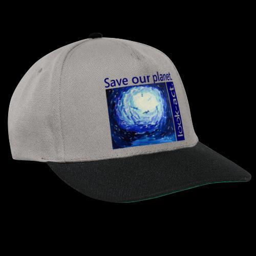 Save our planet. Unterwasserwelt. - Snapback Cap