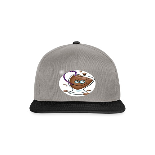 chocolate - Snapback Cap