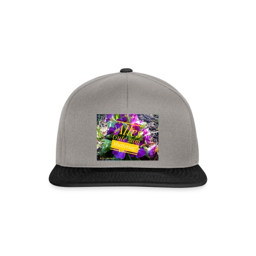 Mutter Tag - Snapback Cap