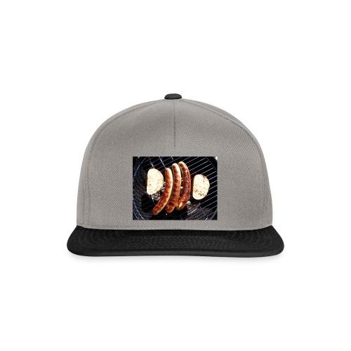 Brat Wurst - Snapback Cap