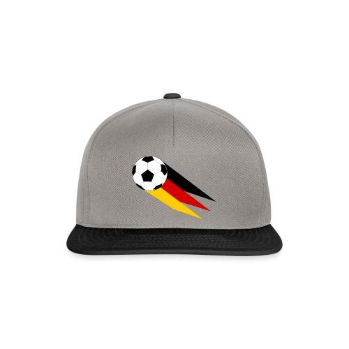 Fussball Deutschland - Snapback Cap