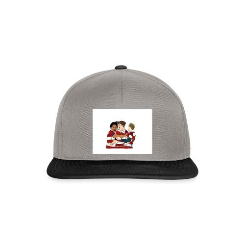 bateman - Snapback Cap