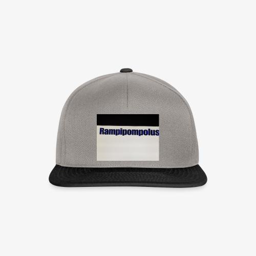 Rampipompolus - Snapbackkeps