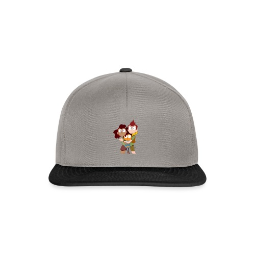 Camp camp fan art design - Snapback Cap