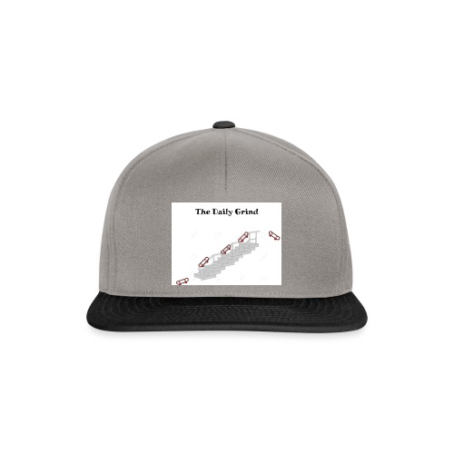 The Daily Grind - Snapback Cap