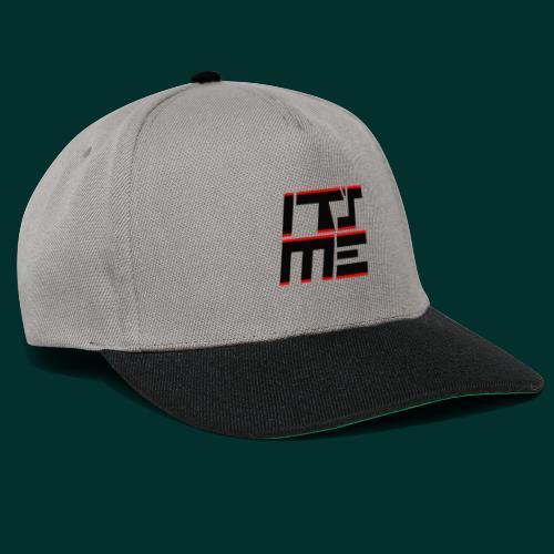 Logo It sME quadrato - Snapback Cap
