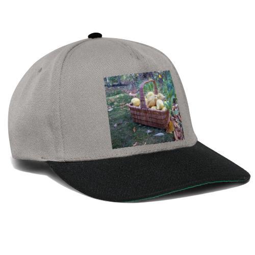 Quitten-Korb - Snapback Cap