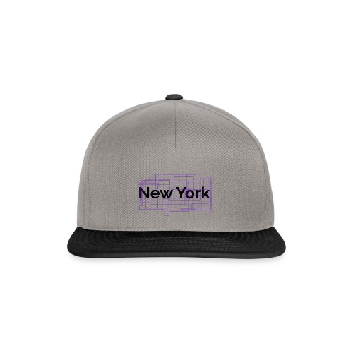 collection New York - Casquette snapback