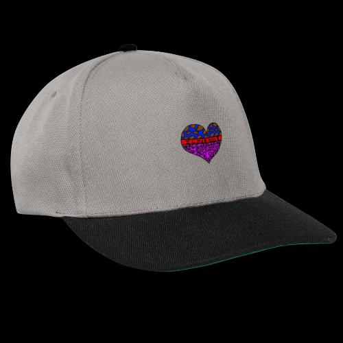 Herz Leben Welt Love you - Snapback Cap